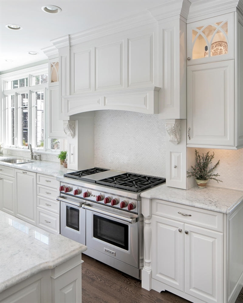 Kitchen And Mud Room Designs In Mercer County Nj: Stanisci Range Hood In Wall Township, New Jersey