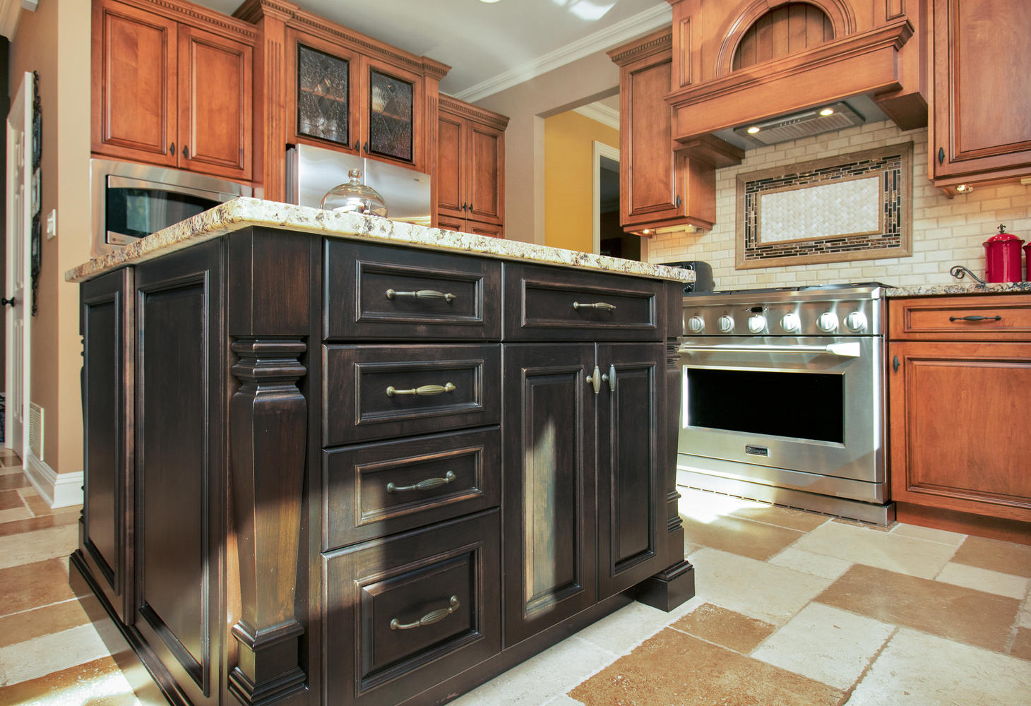 Traditional Wood Cabinets Matawan New Jersey By Design