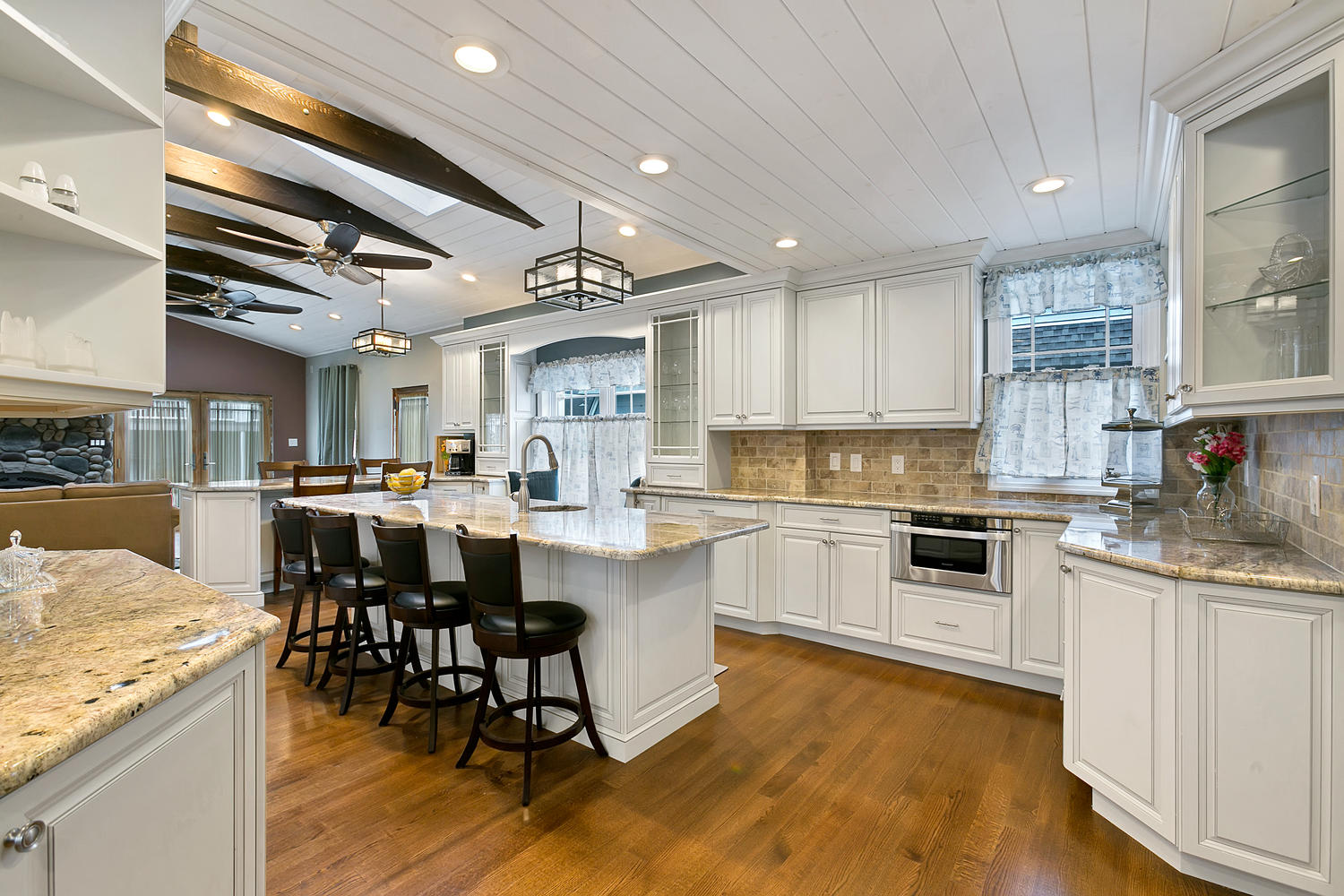 Beach Bungalow Kitchen Belmar New Jersey By Design Line