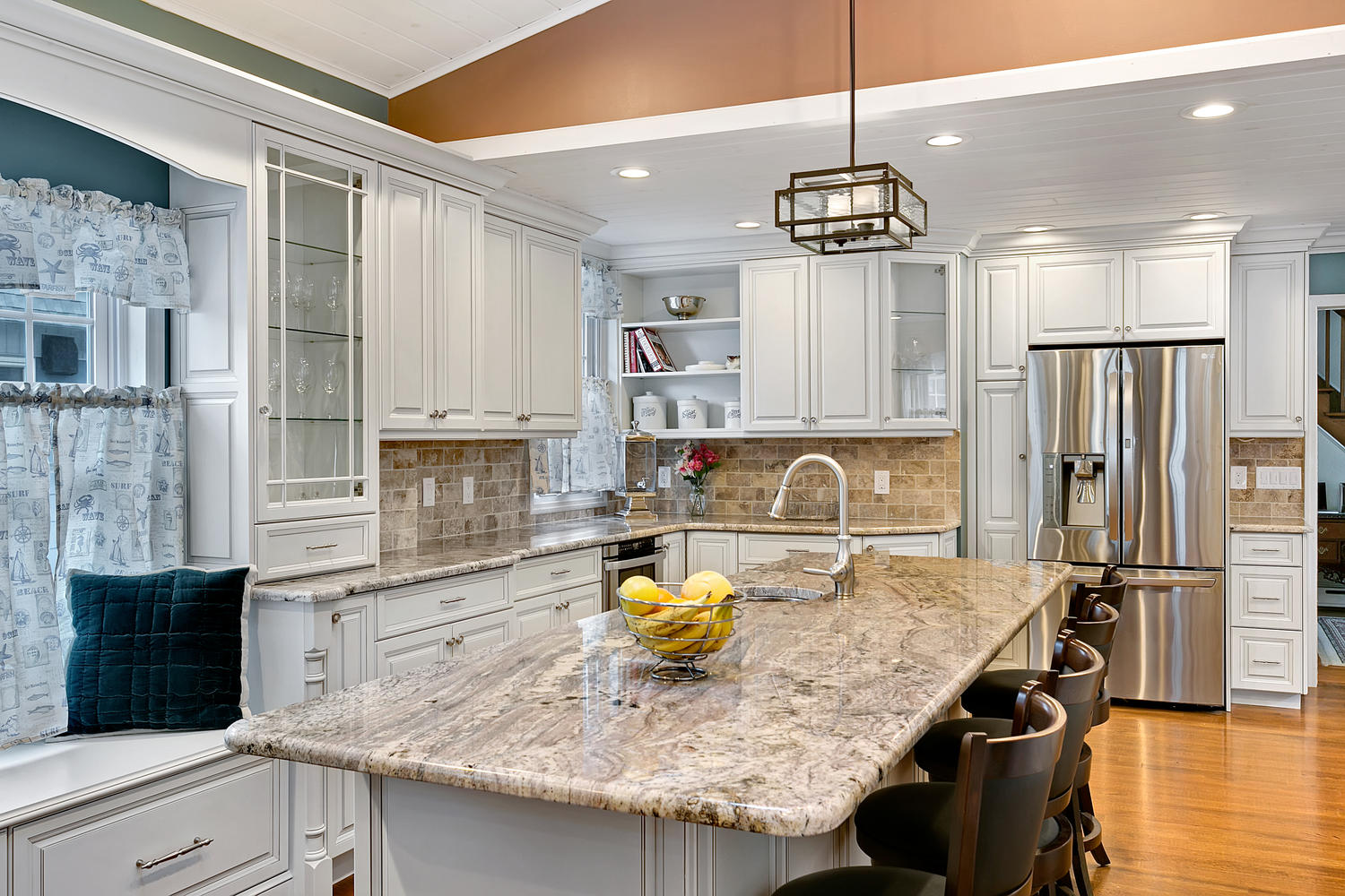 Bungalow Kitchen Beach Bungalow Kitchen Belmar New Jersey By Design Line Kitchens