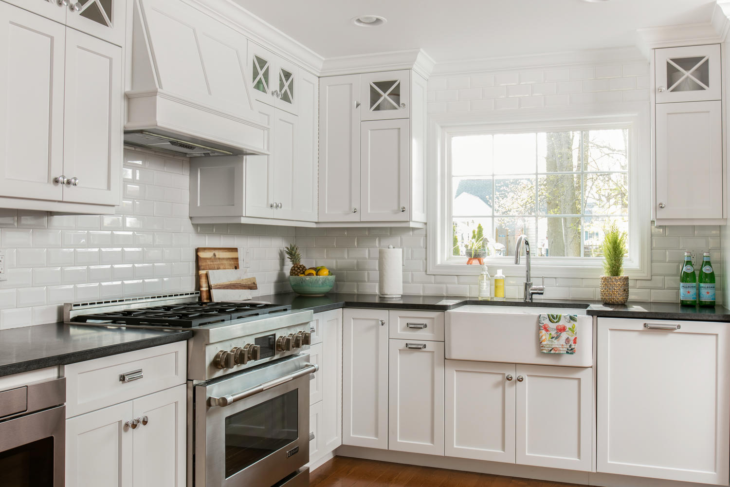 Classic White Kitchen A Look At Classic White Kitchen Shrewsbury New Jerseydesign