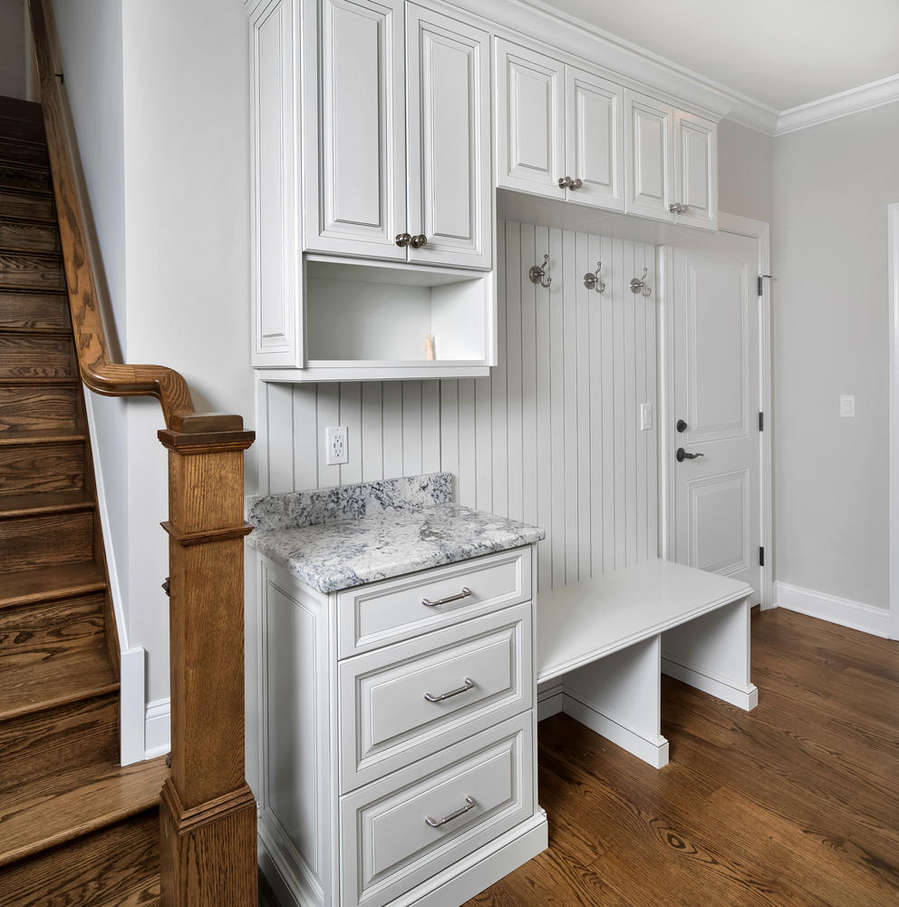 Kitchen And Mud Room Designs In Mercer County Nj: Custom Cabinet Wall Built Ins Brielle New Jersey By Design