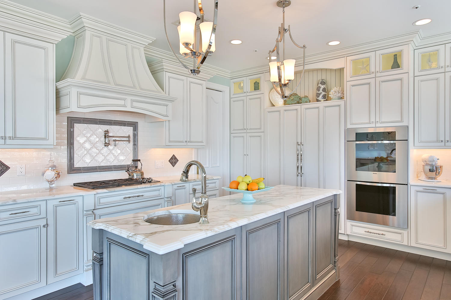 Kitchen Islands Peninsulas Design Line Kitchens In Sea Girt Nj