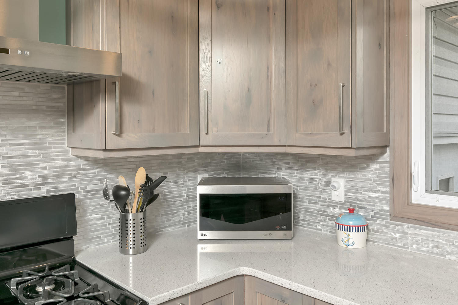 Pewter Perfection Small Kitchen Toms River New Jersey By