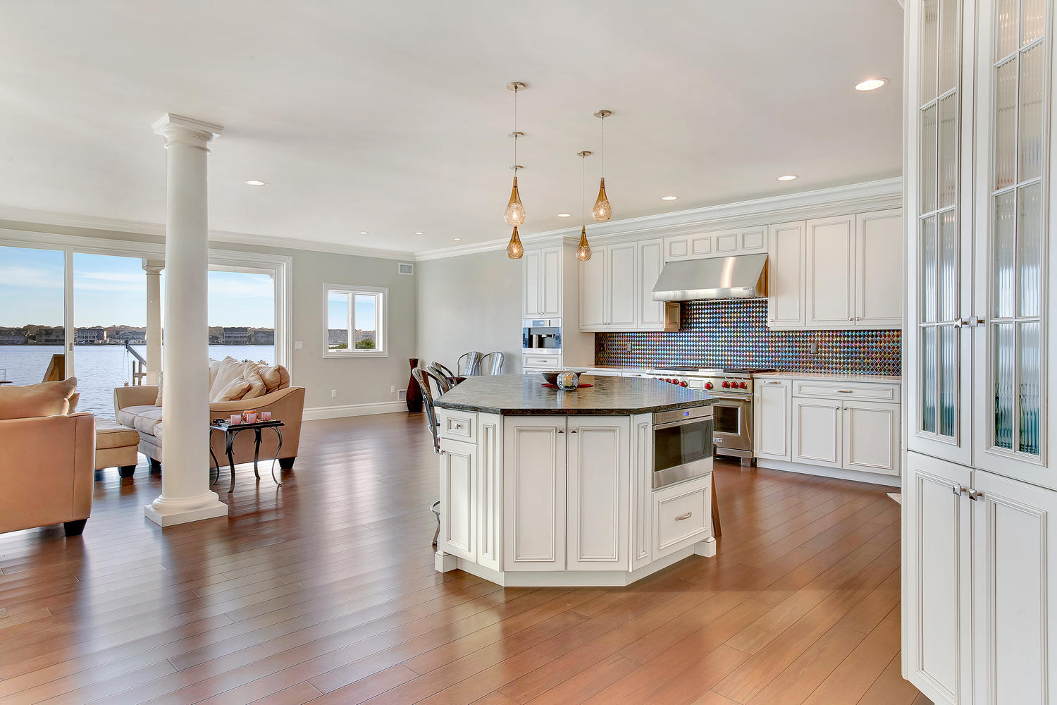 Beachfront Kitchen Toms River New Jersey By Design Line Kitchens