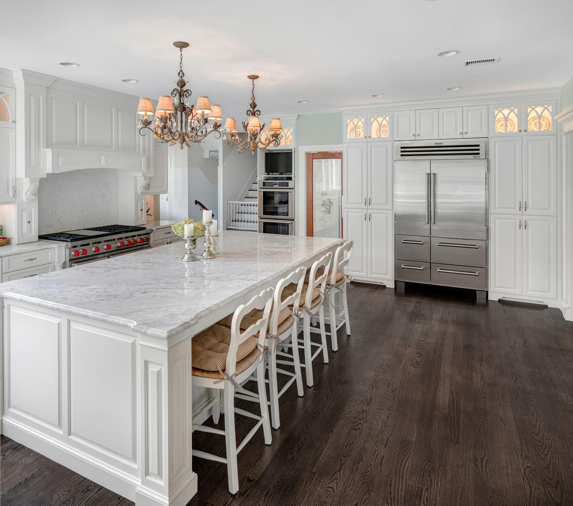 Nj Kitchen Remodeling Property: Stately Shore Classic Wall Township New Jersey By Design