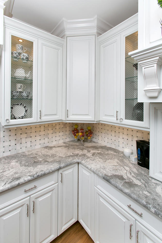 Elegant Luxe Kitchen Springfield New Jersey By Design Line