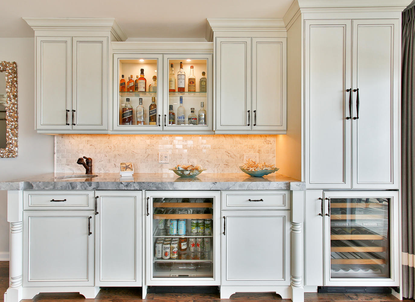 Beach Style Kitchen Point Pleasant New Jersey By Design