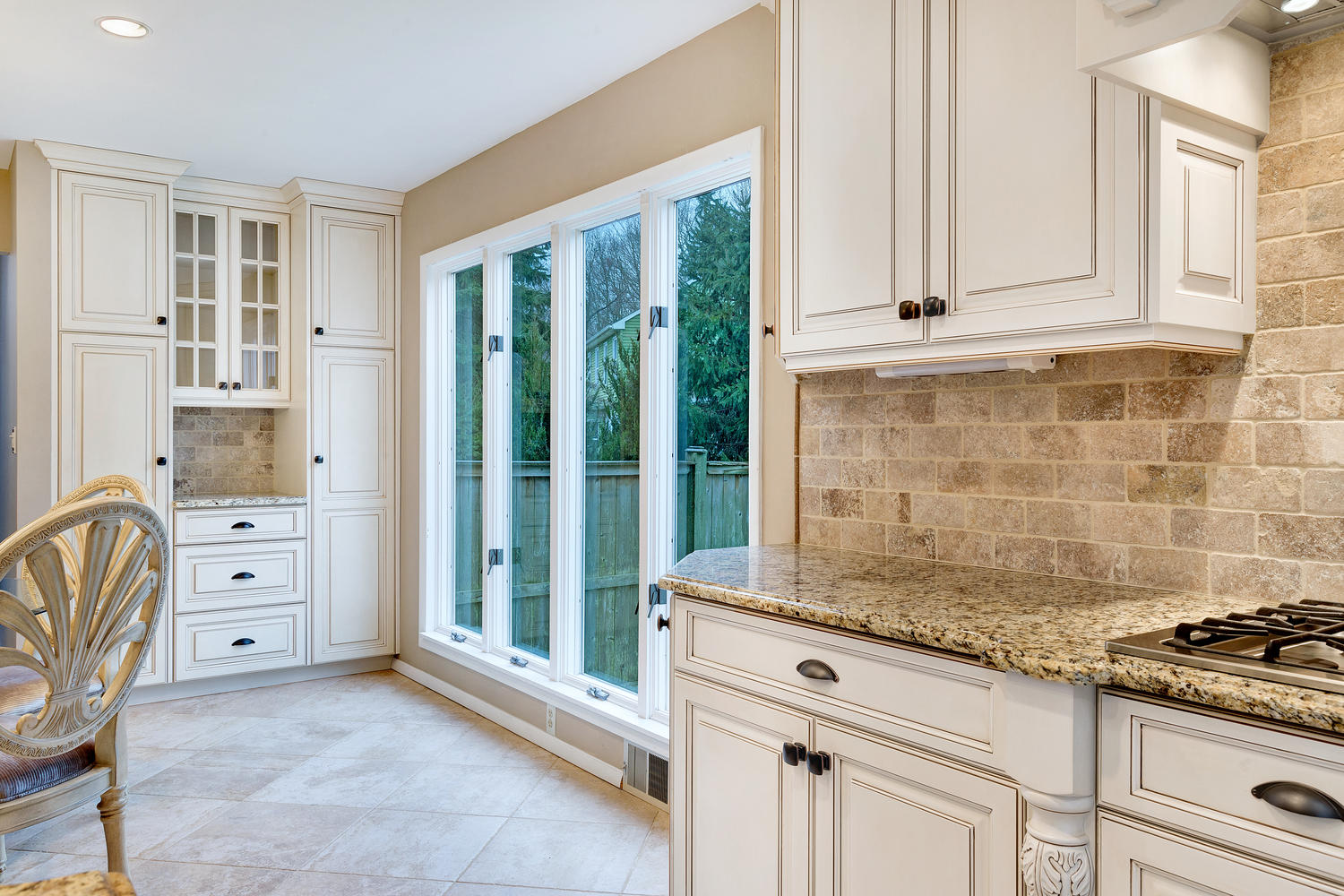 Traditional Kitchen Cabinets Toms River New Jersey By