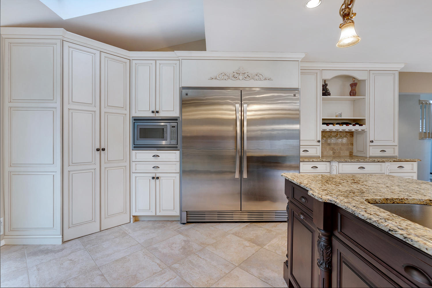 Traditional kitchen cabinets toms river new jersey by design line kitchens - Design line kitchens ...