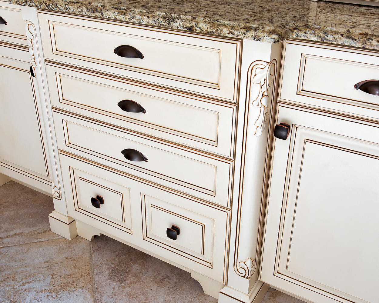 Traditional Kitchen Cabinets Toms River New Jersey by Design Line ...