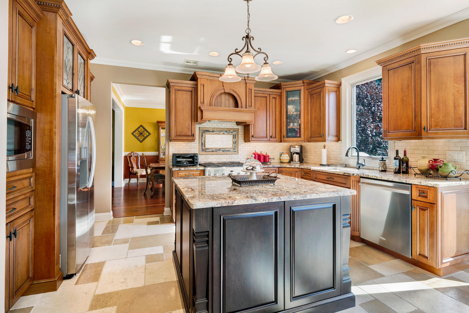 traditional wood cabinets matawan new jersey by design line