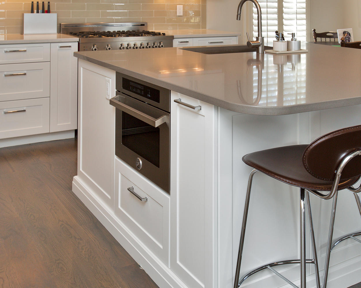 Clean and contemporary kitchen manasquan new jersey by design line kitchens - Design line kitchens ...