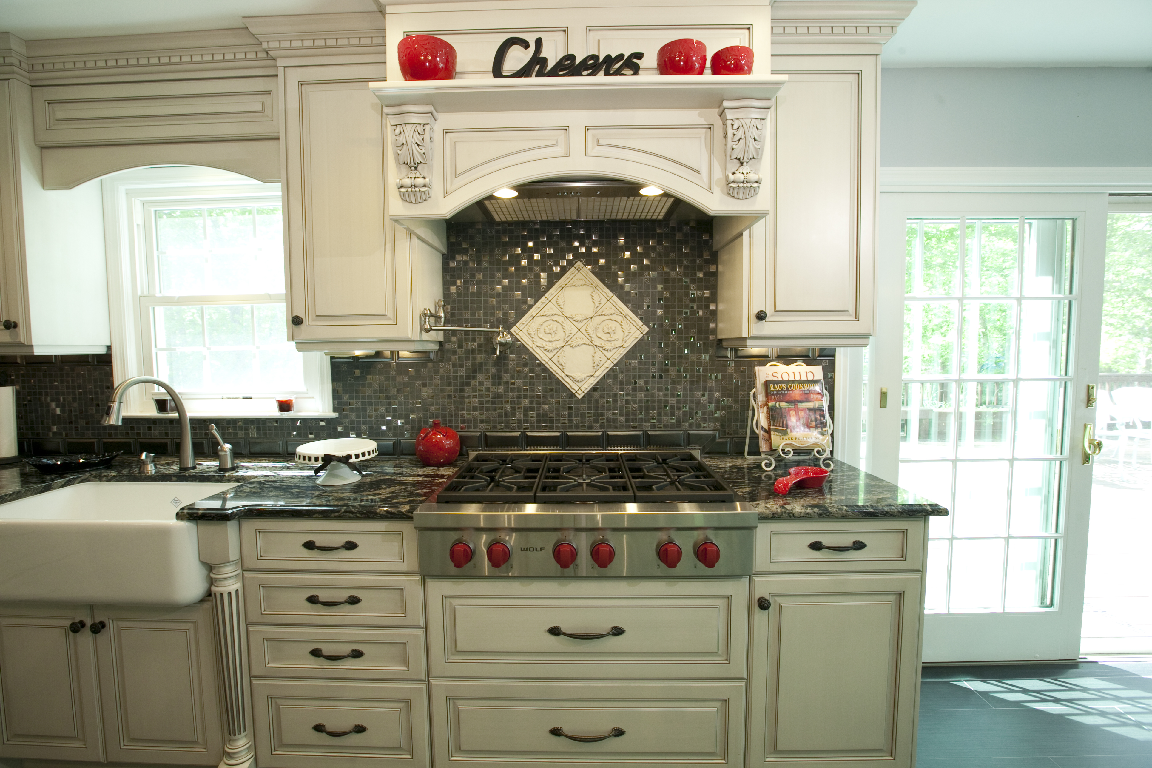 Merveilleux Contact Us Black And White Kitchen Middletown New Jersey By Design ...
