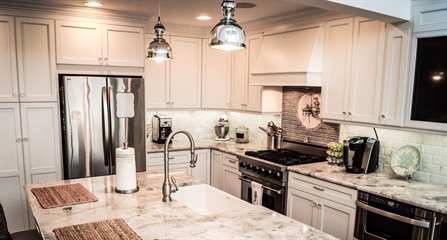 The Well Designed Kitchen Brick New Jersey By Design Line