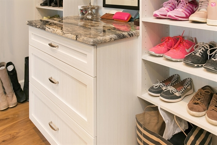 Custom Closets Monmouth County New Jersey By Design Line
