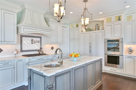 Coastal Elegant Kitchen Point Pleasant New Jersey By