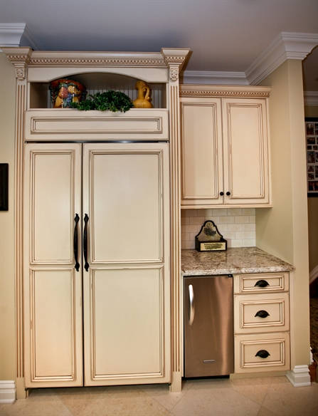 Country french elegance manasquan new jersey by design for Kitchen design 70115