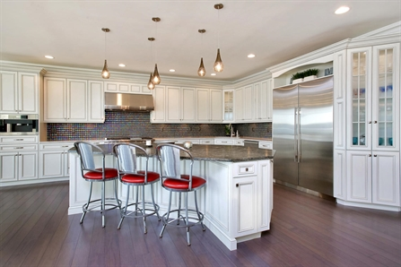 Beachfront Kitchen Toms River New Jersey By Design Line