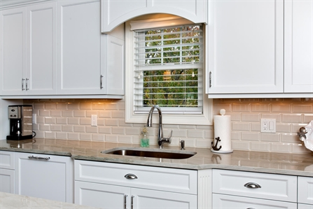 Refined Casual Style Kitchen Brielle New Jersey By Design