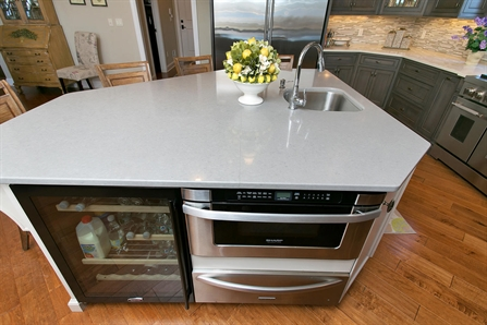 Driftwood With Glaze Large Kitchen Point Pleasant New