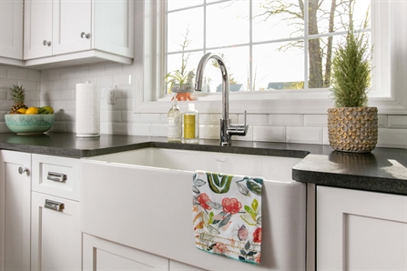 A Look At Classic White Kitchen Shrewsbury New Jersey By