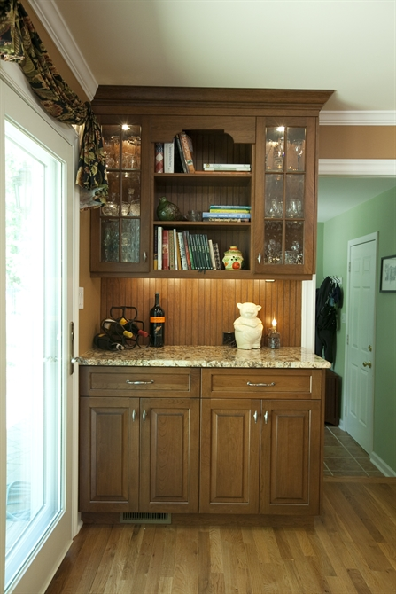 Open Kitchen Island Ideas