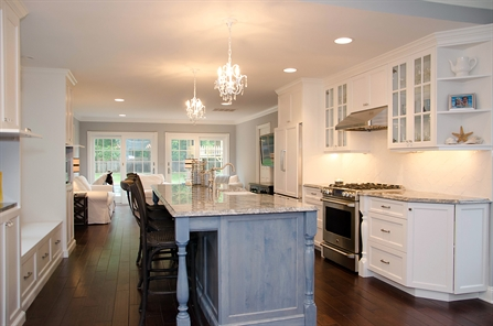 Traditional Design Line Kitchens In Sea Girt Nj