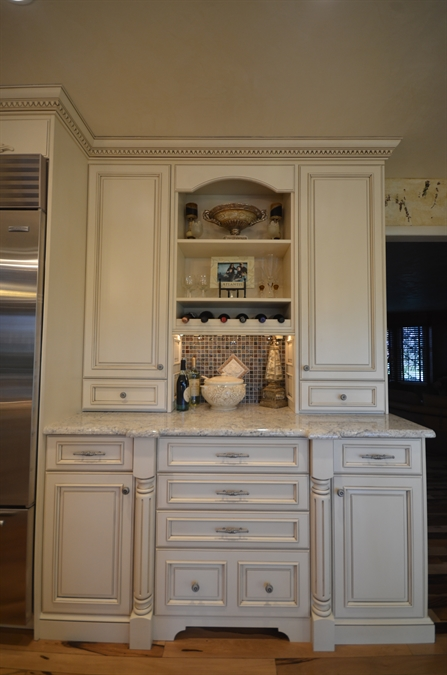 Classic Style Kitchen Manasquan New Jersey by Design Line ...