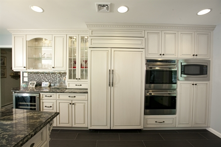 Black And White Kitchen Middletown New Jersey By Design