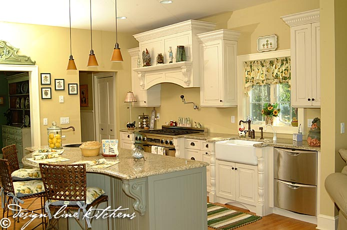 Jersey Shore Country Kitchen South Belmar Nj By Design