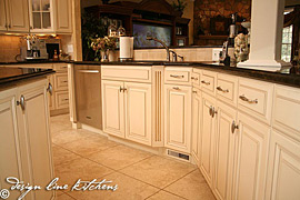 Oakhurst NJ - Custom Sink Application