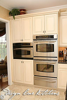 Oakhurst NJ - Built in ovens and warming drawer