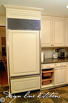 Ocean NJ - Panel Ready Refrigerator